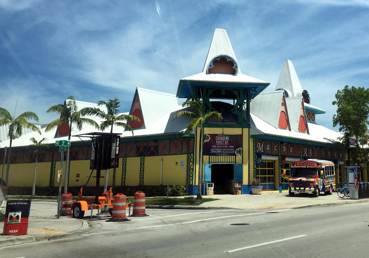 Carribbean Marketplace