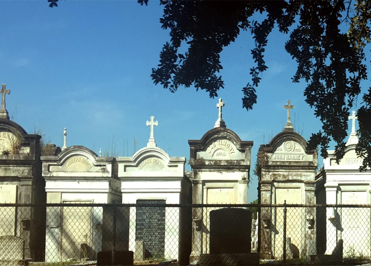 Laffayette Cemetery No. 1