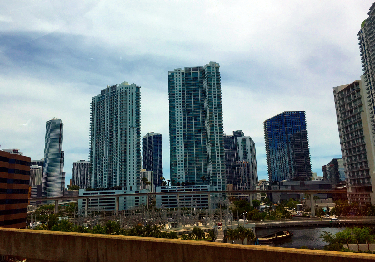 Attractions of Miami-Miami Downtown