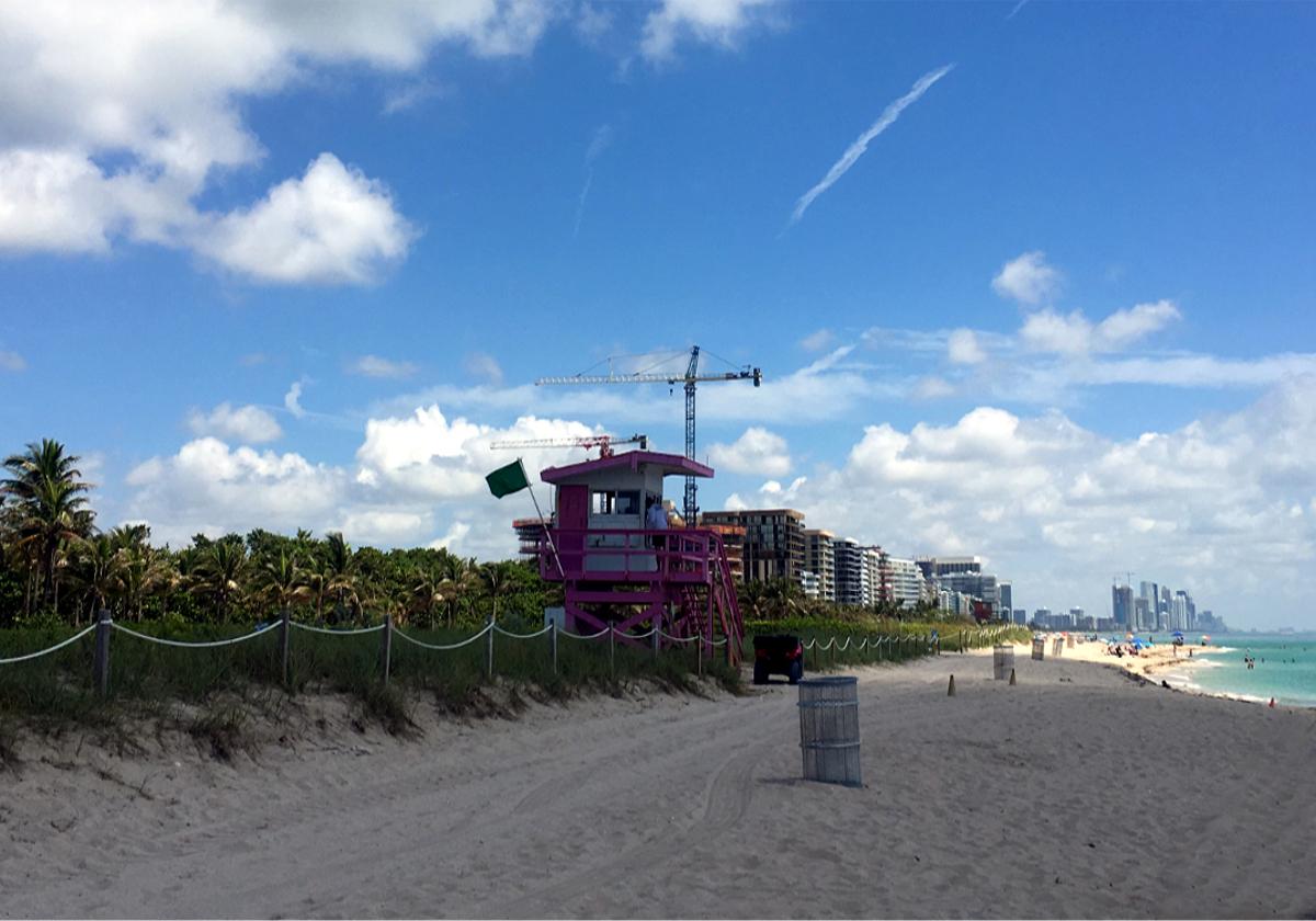 Attractions of Miami-Miami South Beach