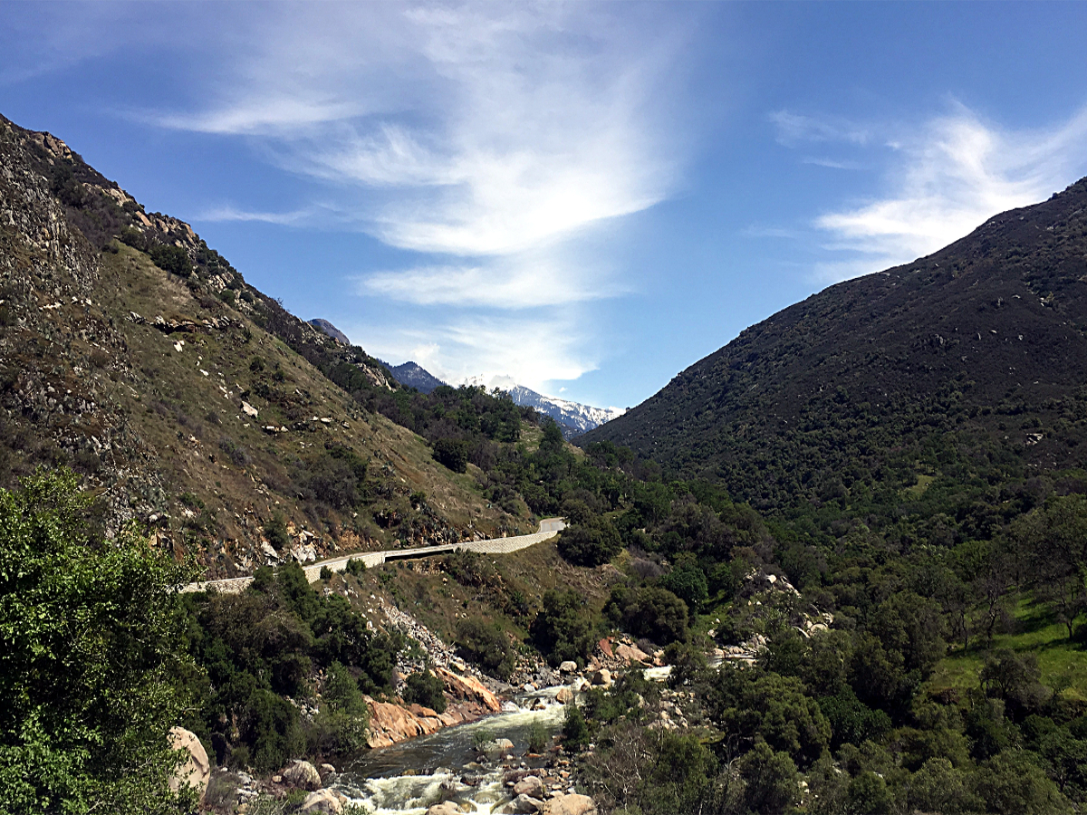 Visiting Sequoia National Park-Mountains