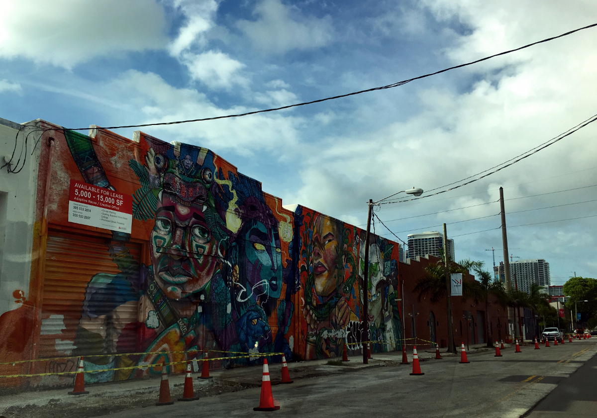 Miami atrakcje-Wynwood