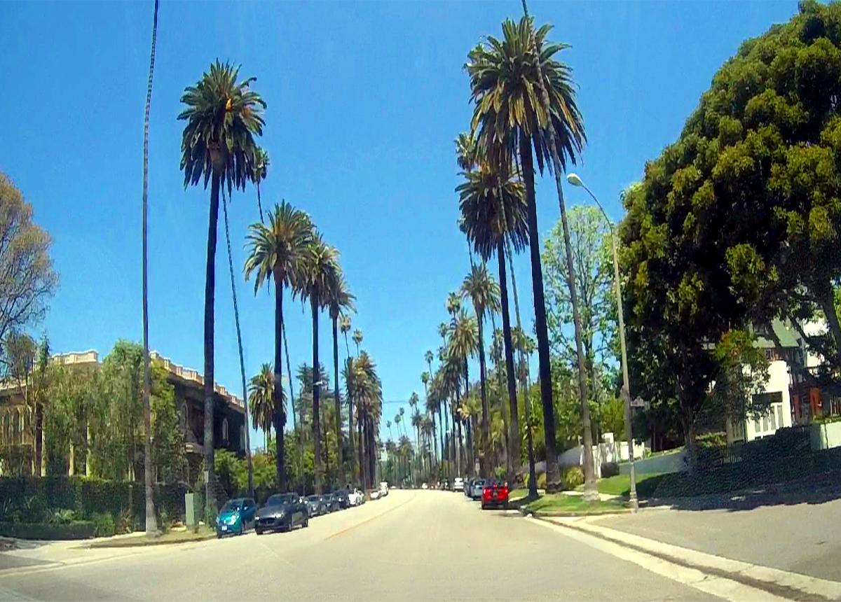 Los Angeles atrakcje-Beverly Hills