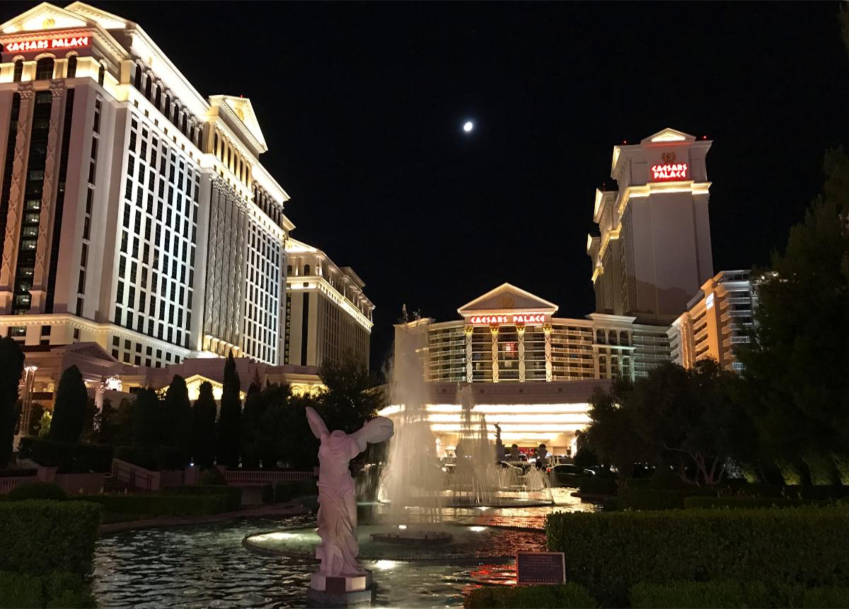 Caezars Palace Hotel