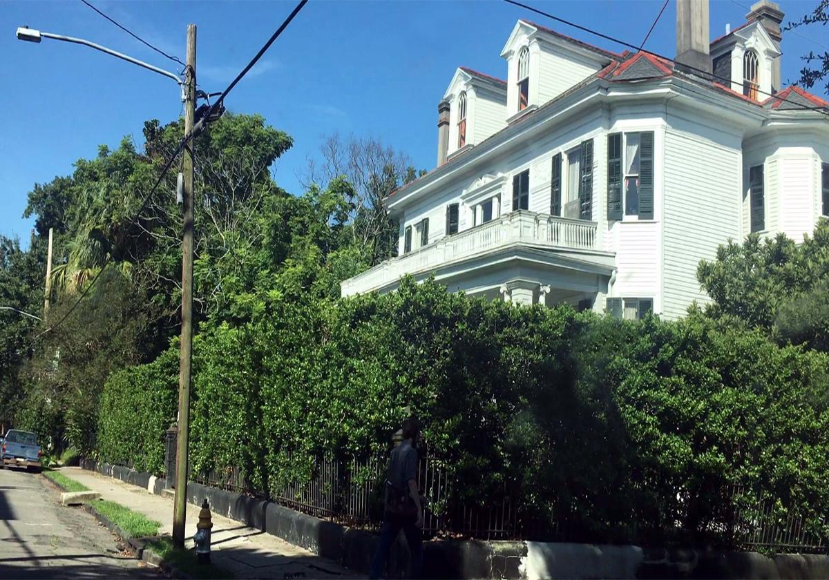 New Orleans-Garden District