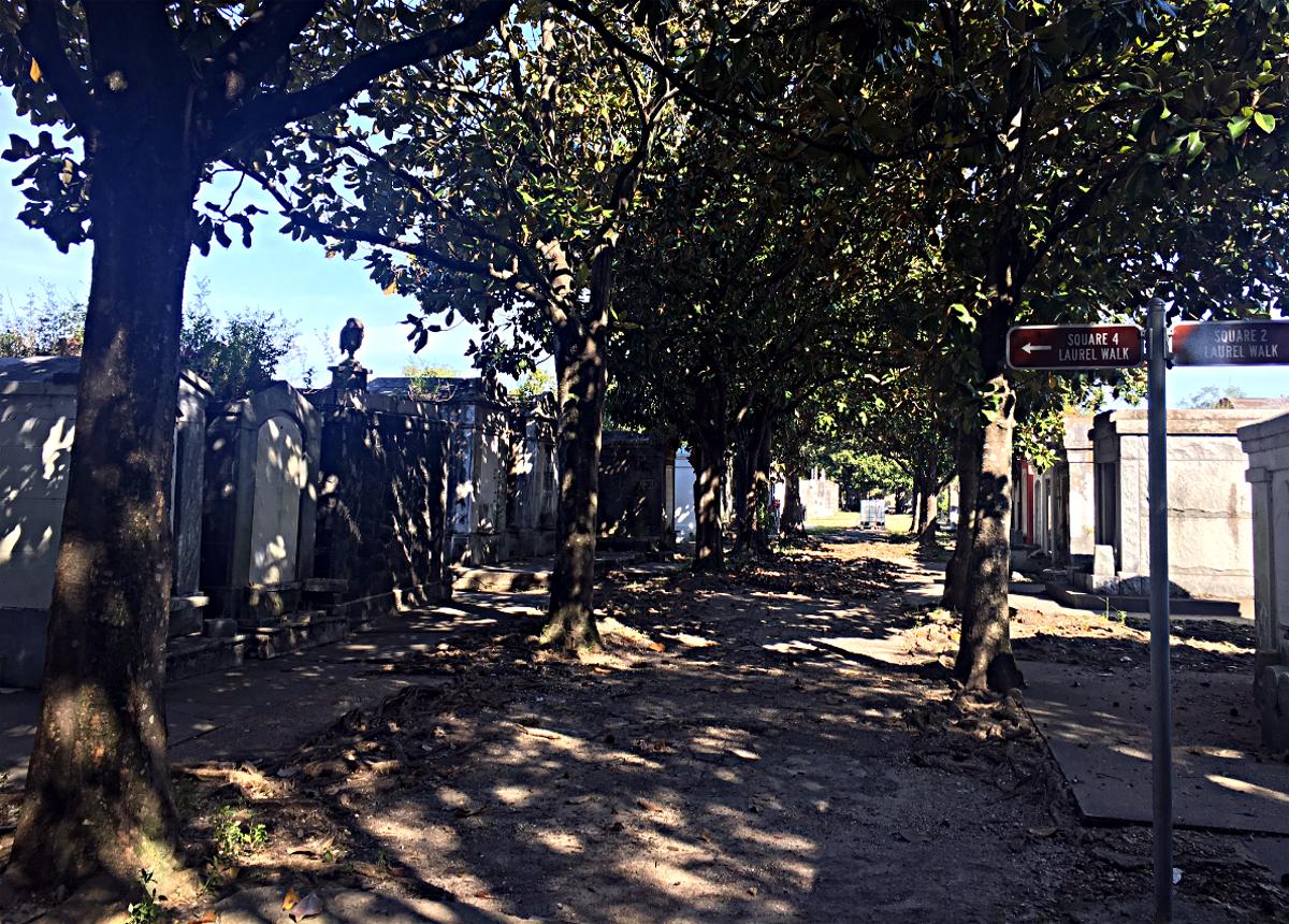 Laffayette Cementery No. 1