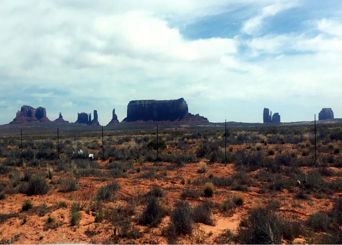 Monument Valley Roks