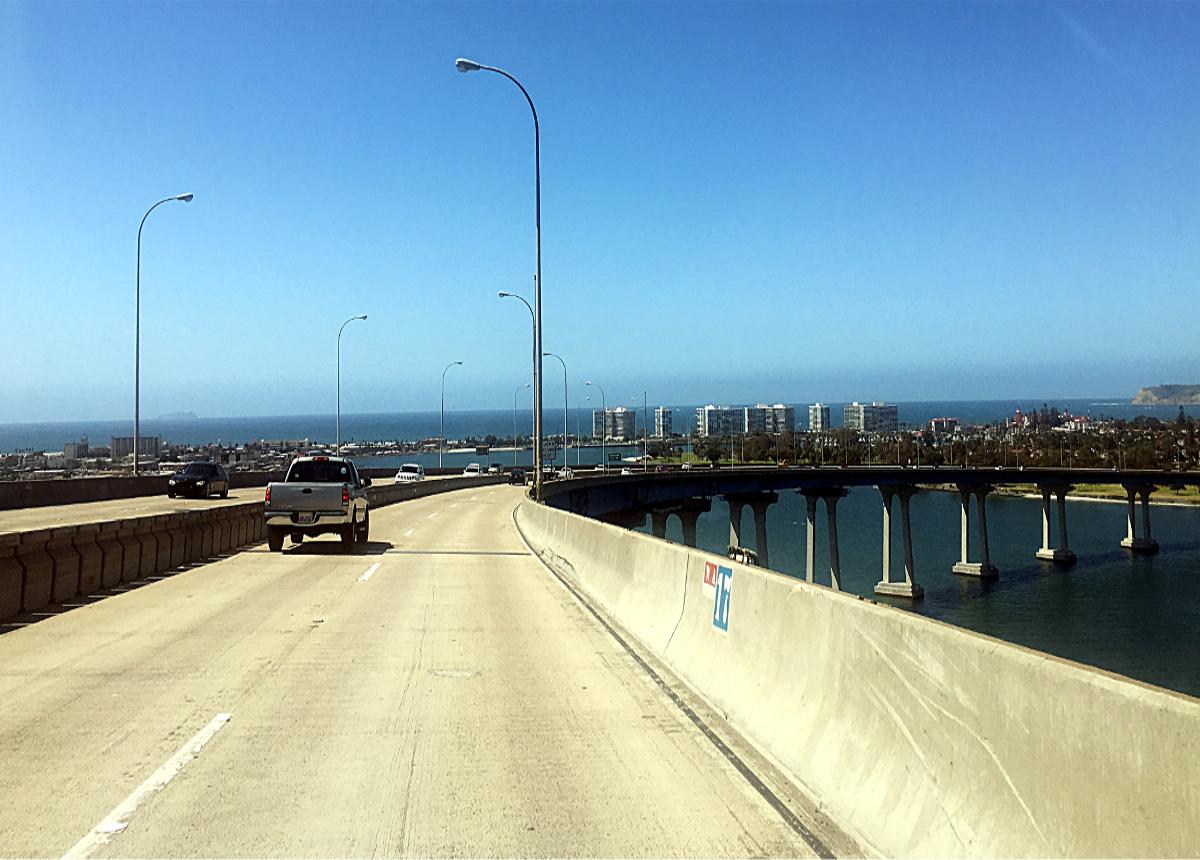 San Diego Bridge