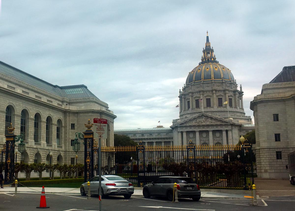 San Francisco Capitol