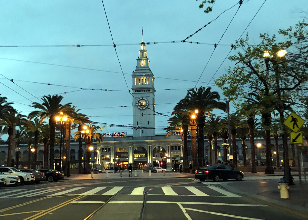 San Francisco attractions-Ferry Building