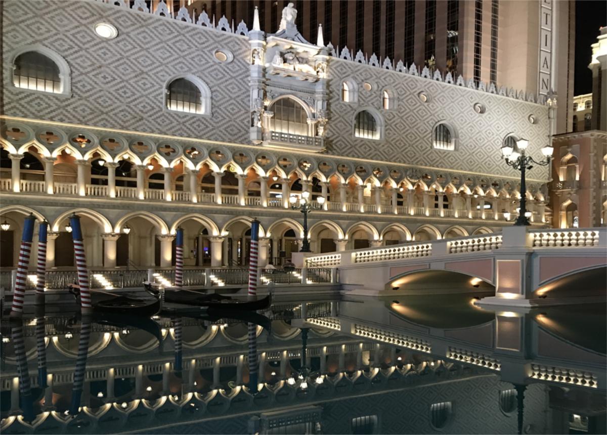 Las Vegas atrakcje-Hotel Venetian