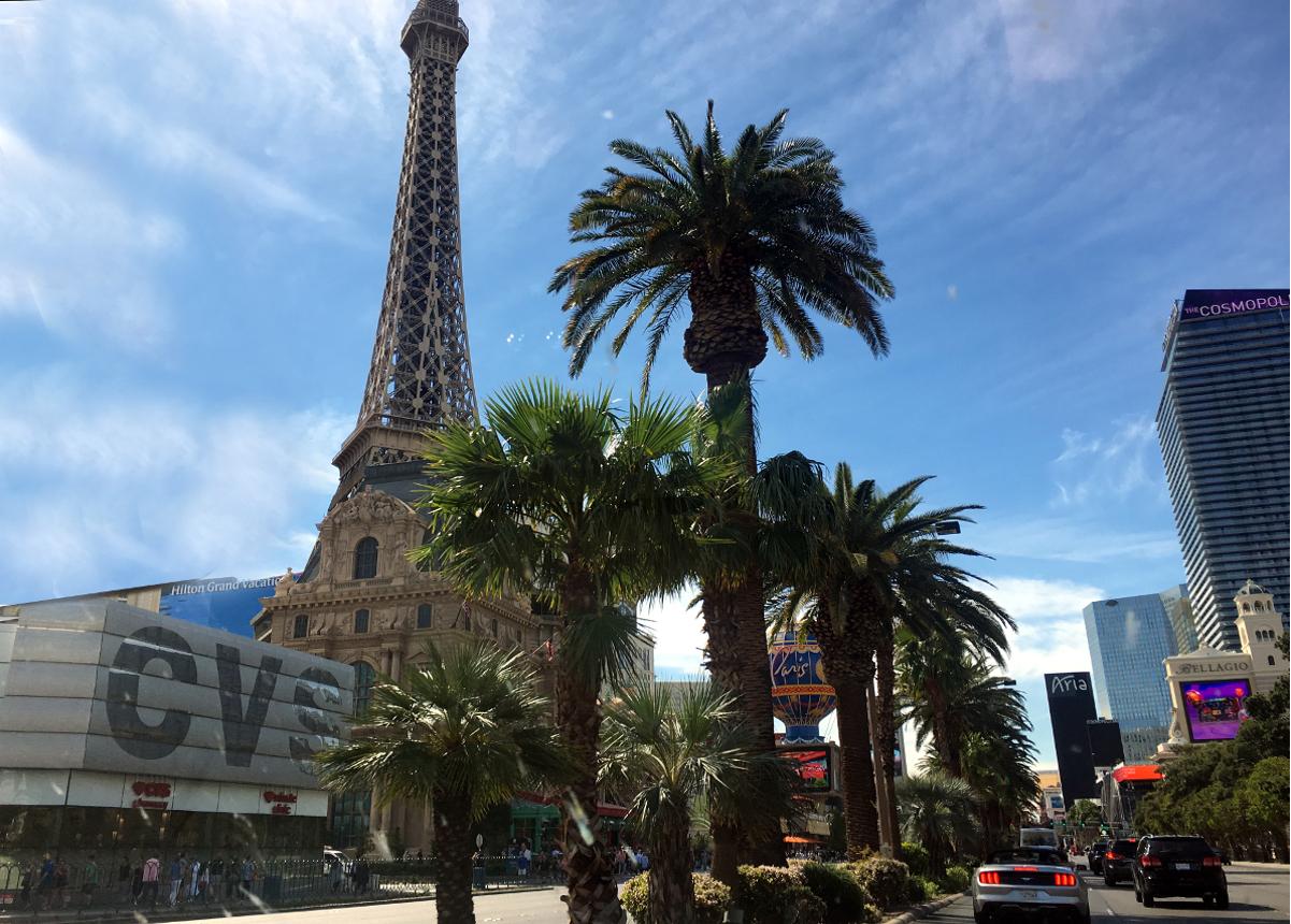 Las Vegas atrakcje-Stirp