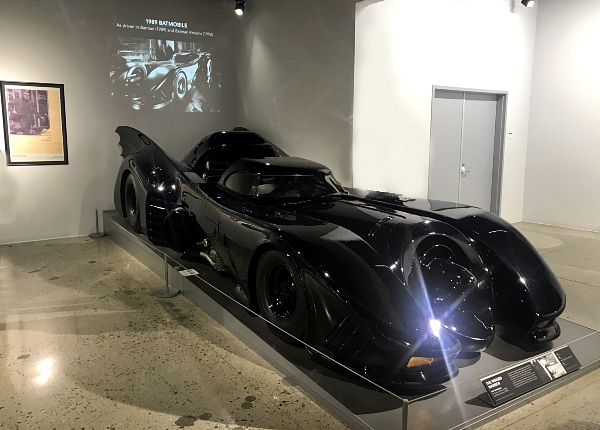 Petersen Automotive Museum -Batmobil