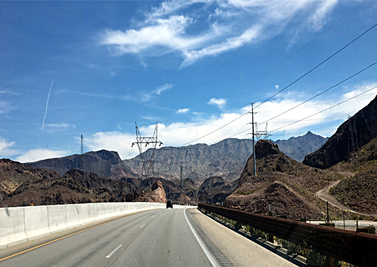 Wireless Internet USA-Nevada Power Lines