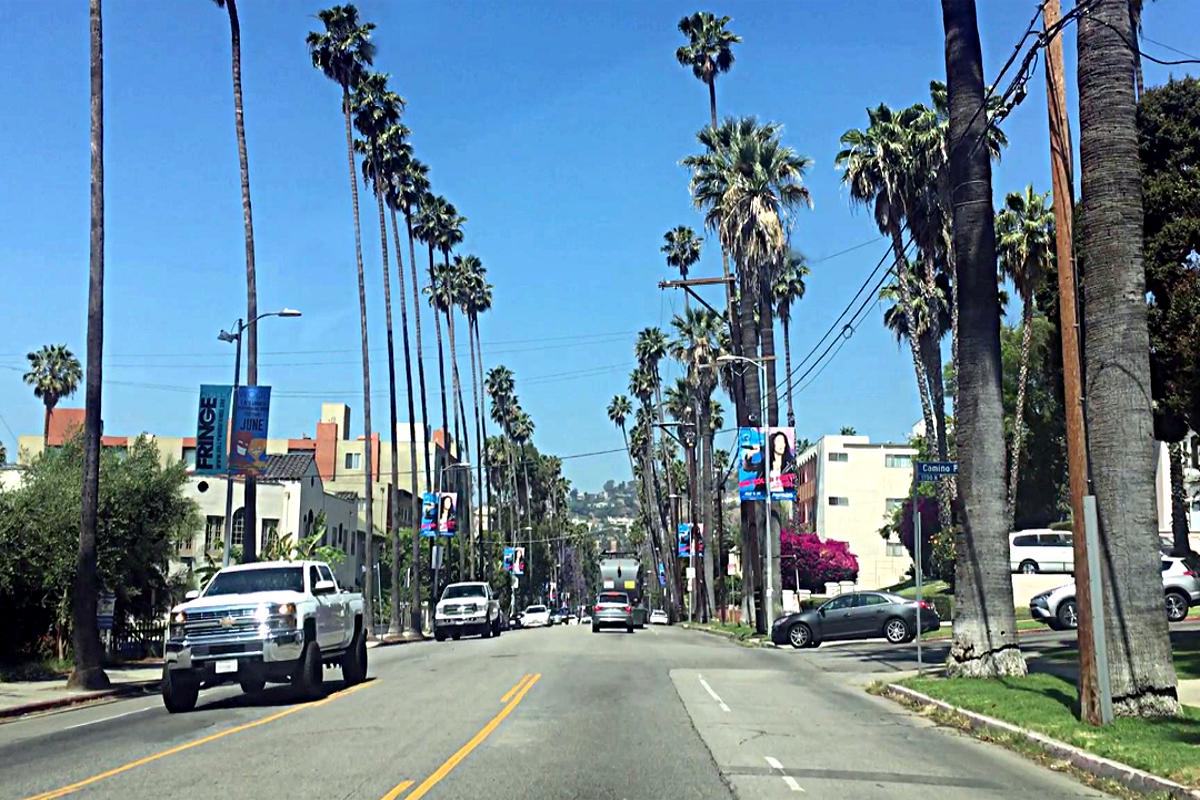 Los Angeles atrakcje-Hollywood