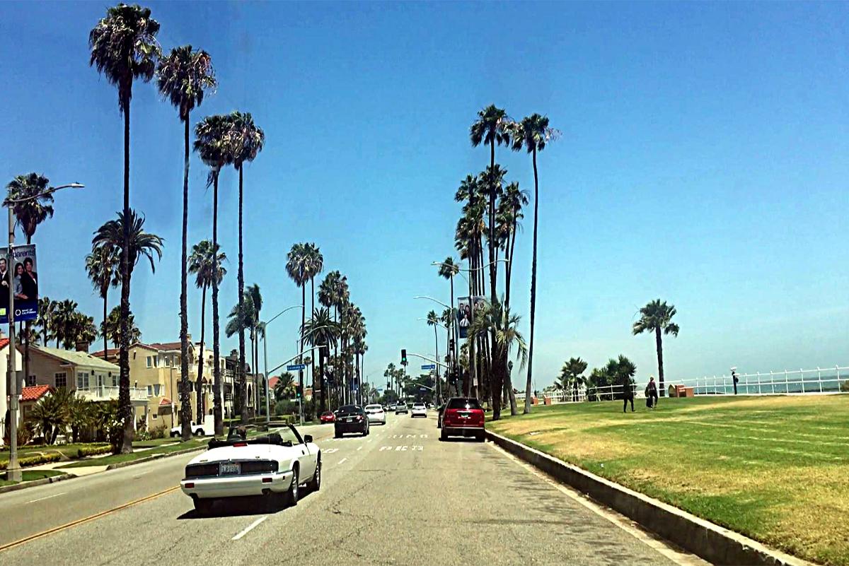 Los Angeles atrakcje-Long Beach