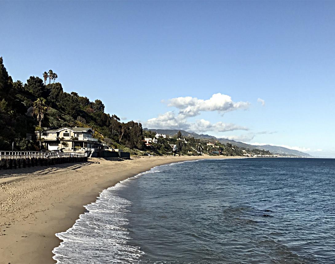 Los Angeles atrakcje-Malibu