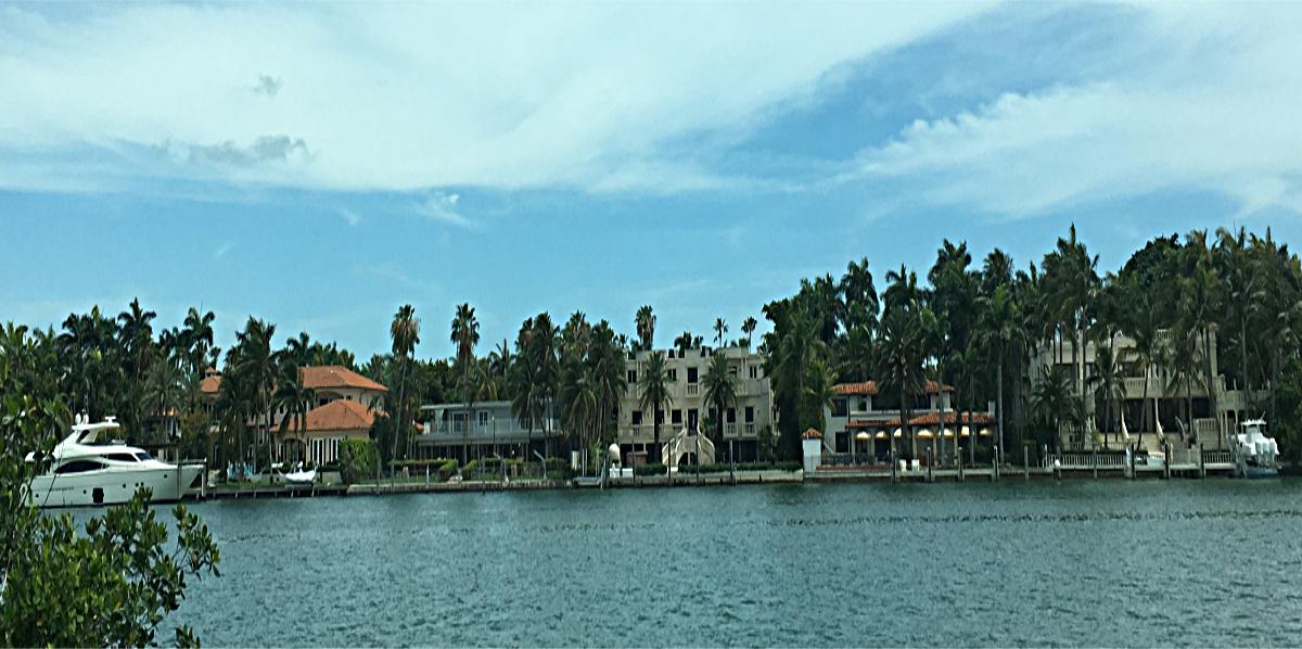 Milioners Row Island