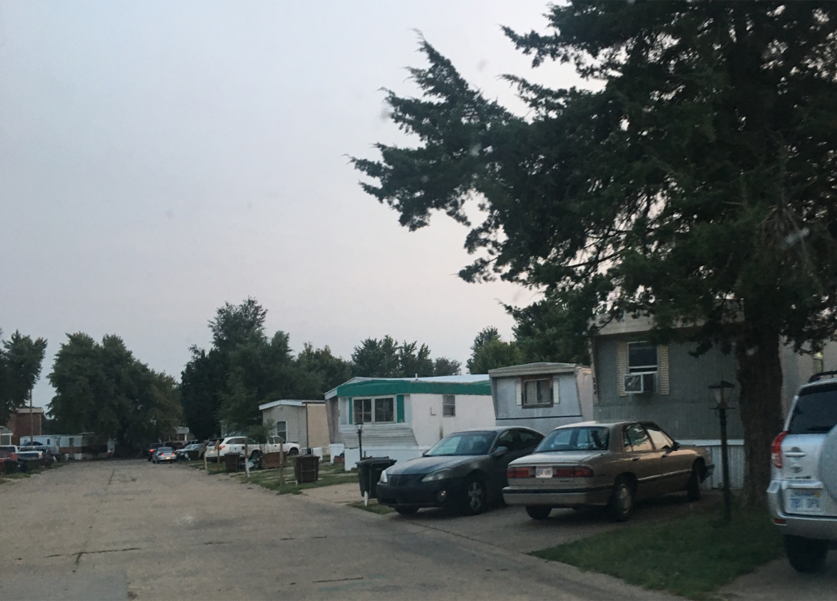 Home Trailers in Usa