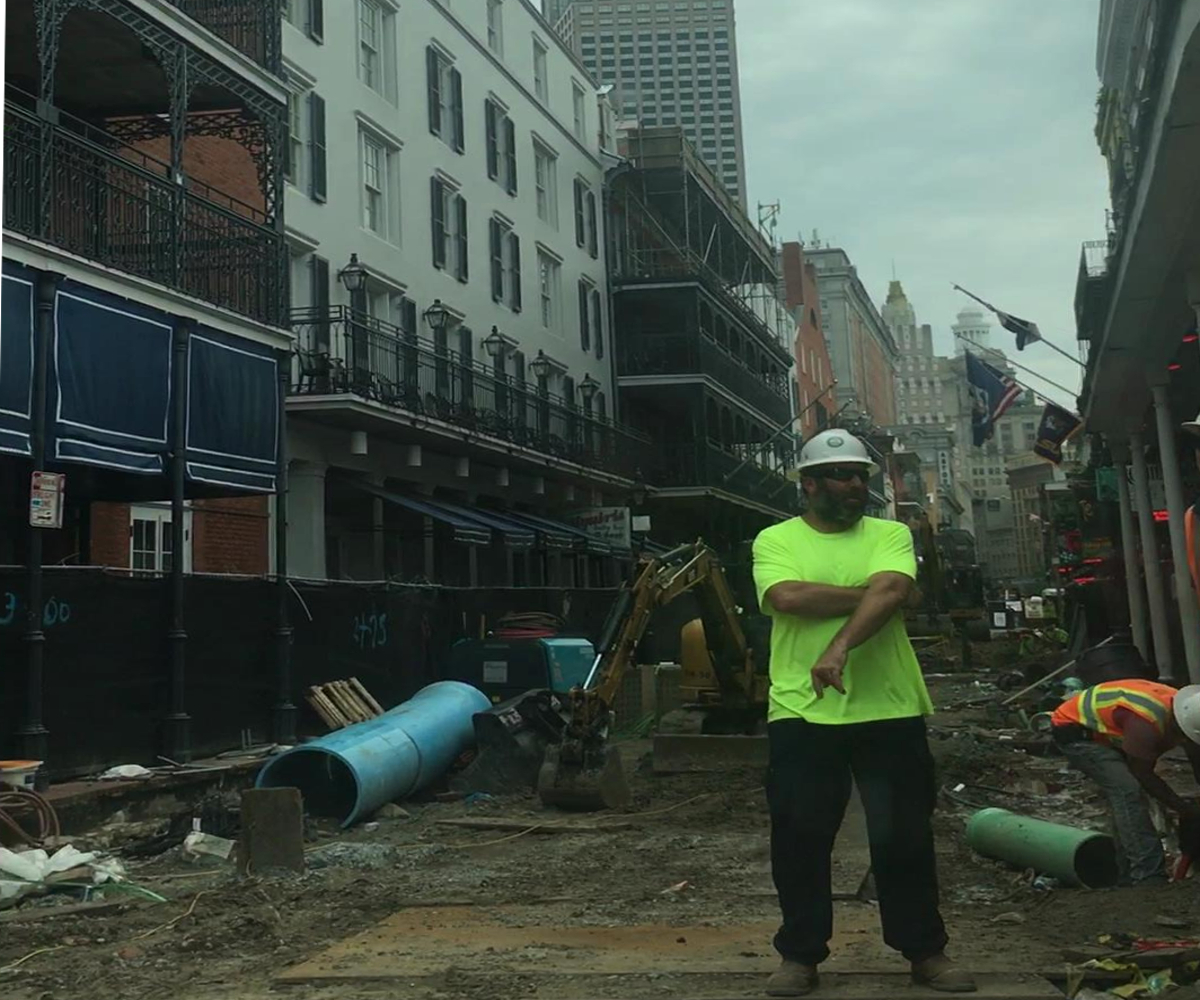 Real America-New Orleans