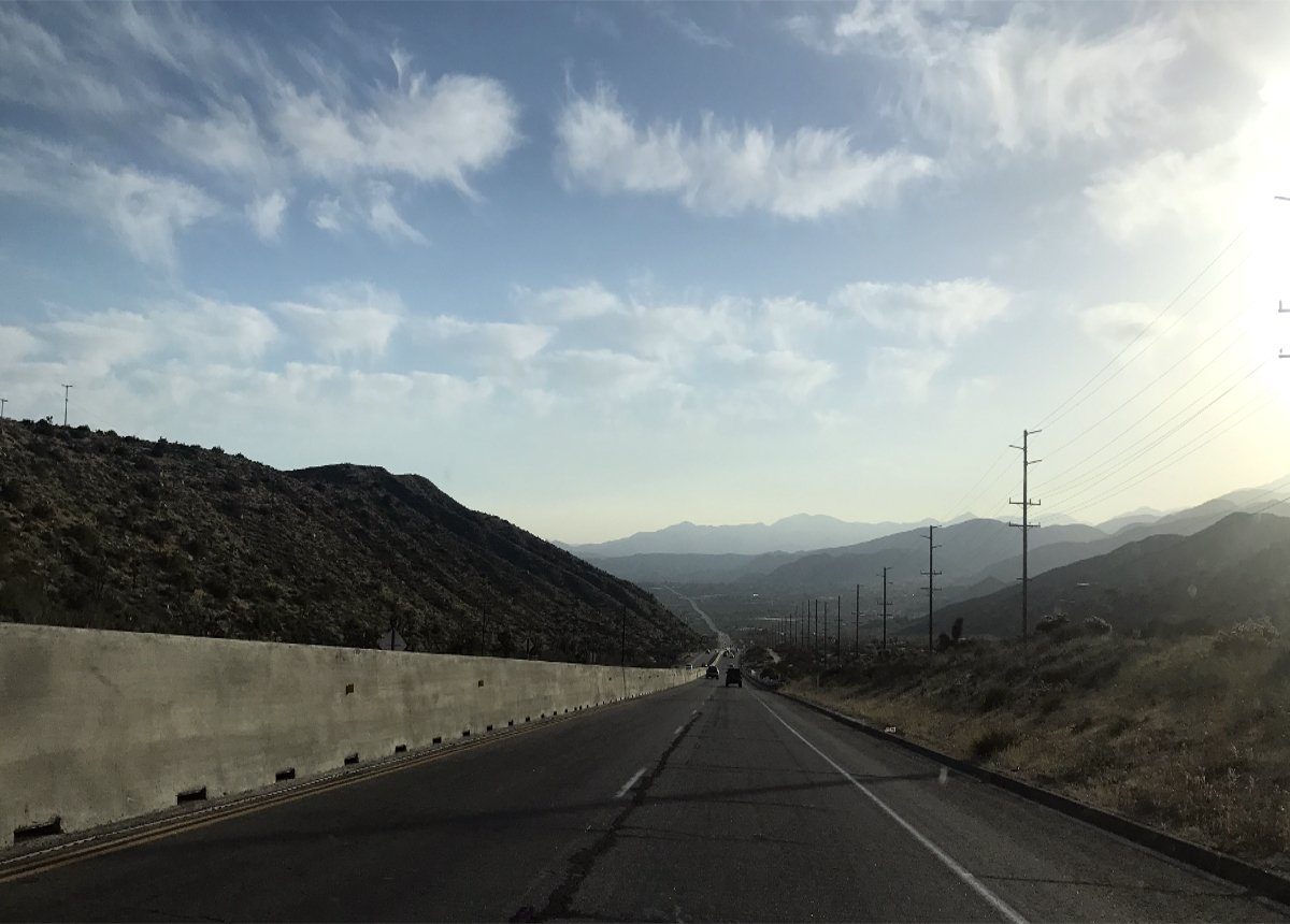 California Road